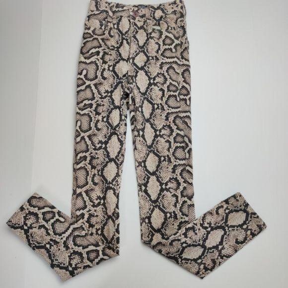 Zara Trafaluc High Waist Skinny Jeans Size 0